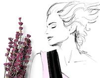 Emma Watson - Fashion Sketch