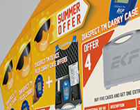 Diaspect Tm Summer Promotion Leaflet