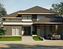 Exterior Designed by Jea Soriano
