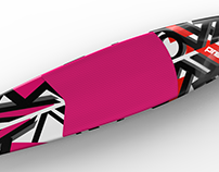 SUP board design
