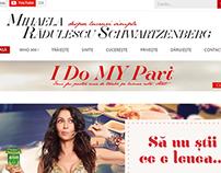 Site Mihaela Răduelescu- idei și categorii