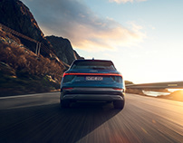 Audi e-Tron - CGI