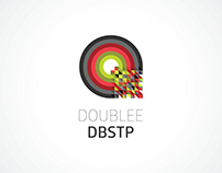 DOUBLEE DBSTP - logo design