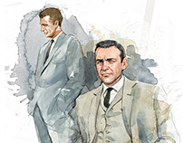 His Name is Bond, James Bond - STATUS magazine