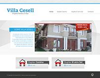 Duplex Villa Gesell