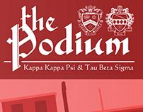 The Podium Spring 2014