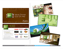 Completed Projects at GiftCertificates.com