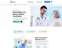 Medenin – Medical and Health Website