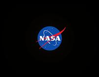 NASA Logo Reveal