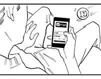 Wonga Hamster ad for Fold7