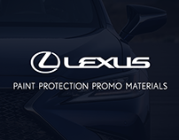 Lexus Paint Protection Collateral