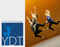 Youth Dance Tynedale Identity