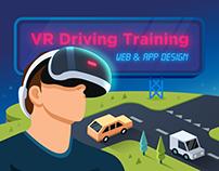 VR virtual driving