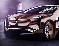 BMW X8 GCL vision (2017)
