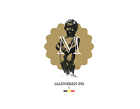 My name is Pis, Manneken-Pis !