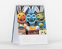 Jackrabbit's 2016 Calendar
