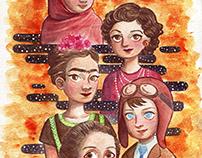Illustration for Cognito Magazine Cover