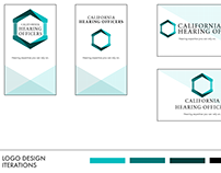 Logo Design: California Hearing Officers