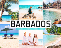 Free Barbados Mobile & Desktop Lightroom Presets