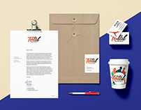 TOTAL dance & fitness- Branding