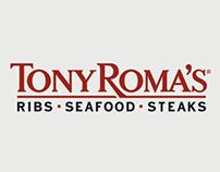 Tony Roma's - Web Ad