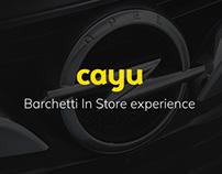 Barchetti - In Store