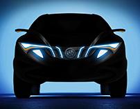 2014 Buick स्वागत - Exterior Design