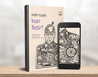 book cover design / kitap kapak tasarımı