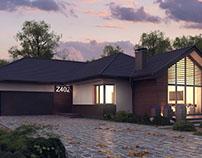 Z402 - gotowy projekt domu