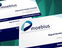 Tarjetas Moebius