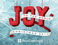 "Christmas Church Theme: ""Joy to the World"""