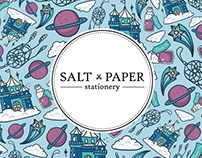 salt x paper