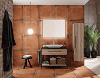 Vanucci Bathroom Collection