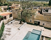 Peratallada Castle by MESURA