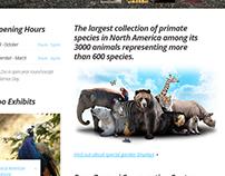 Zoo Planet Drupal Theme