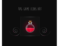 Rpg game icons
