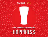 The Timeless Shape of Happiness