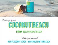 Coconut Beach Flyer