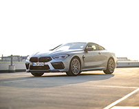 BMW M8 Competition with M Performance Parts