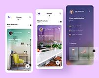 Home Decoration App Design