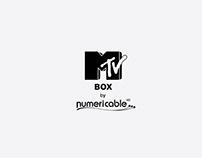 MTV BOX Official Logo