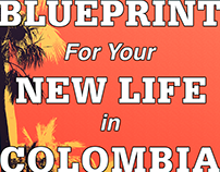 International Living Colombia Logo 2014