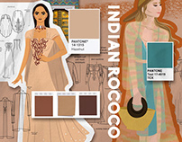 Indian Rococo: My First Collection
