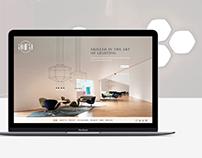 Aura Illumination  - UI Design