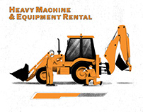 Construction, Industrial and Heavy Equipment Rental