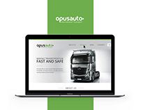 Opus Auto Website