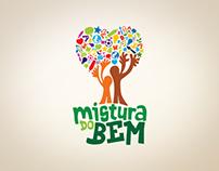 Logotipo Mistura do Bem