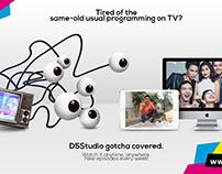 D5Studio Print Ad
