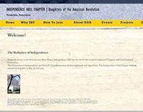 IHC DAR Website