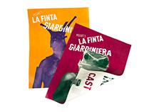La Finta Giardiniera — Opera Poster
